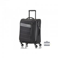 Rokas bagāža koferis  Travelite Kite M melns