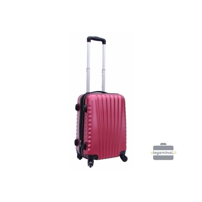 Rokas bagāža koferis Gravitt 888-M Bordo